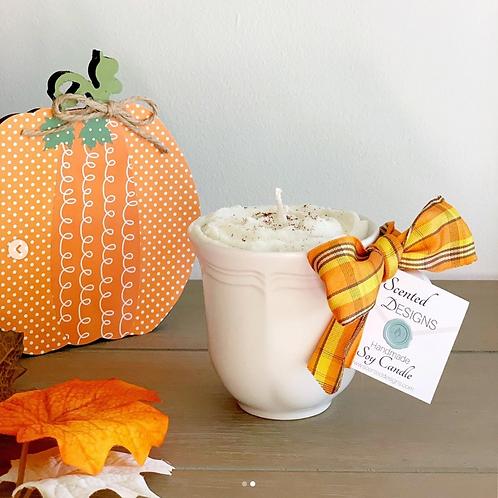 Pumpkin Spice Latte Soy Candle