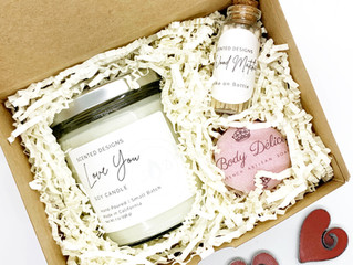 Support 3 Women-Owned Businesses in 1 Lovely Gift Box