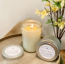 Jar & Tin Candles