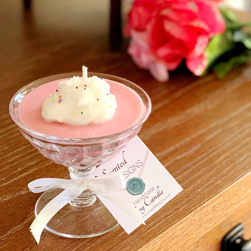 Raspberry Sorbet Soy Candle