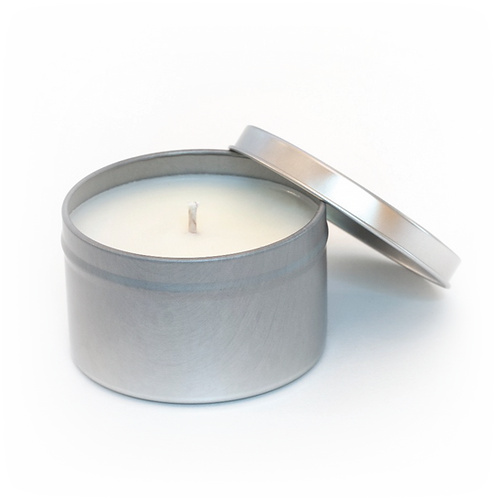 White Birch Soy Candle | Travel Tin