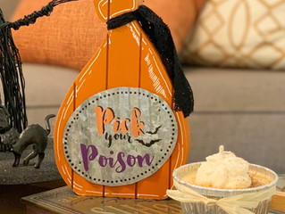 Halloween Scented Candles to make your October Spooktacular