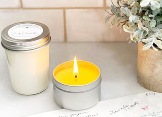 Introducing Our Earth Day Collection: One-Off Candle Scents