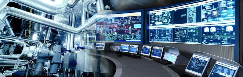 Монтаж автоматизации инженерных систем