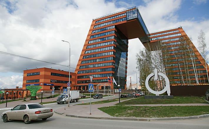 Технопарк корпус №2 - Новосибирск