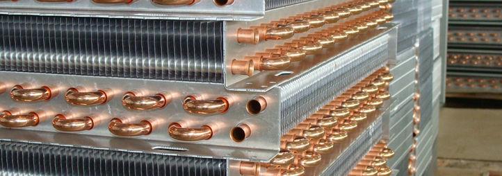 Производство теплообменников в г. Новосибирск