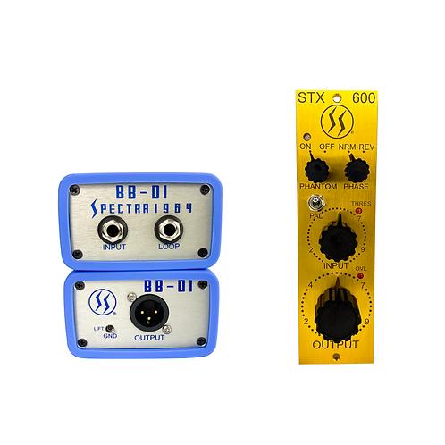 STX 600 + BB-DI Bundle