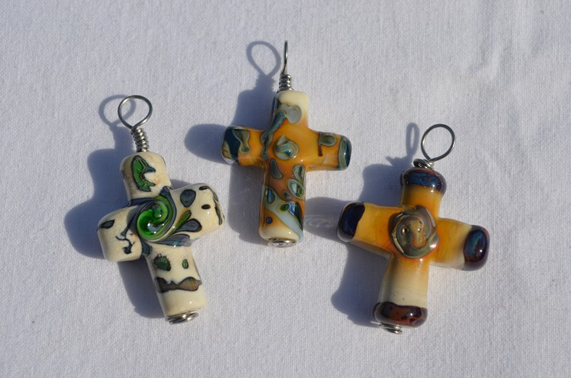 trio de croix