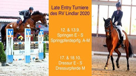 Late Entry Turniere des RV Lindlar
