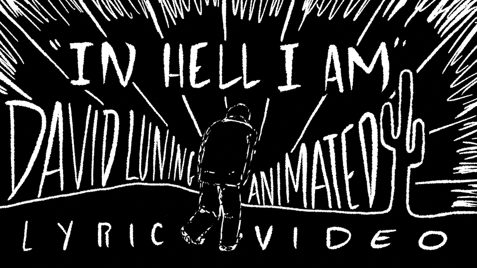 "New Lyric Video for ""In Hell I Am"" Debuts May 3"
