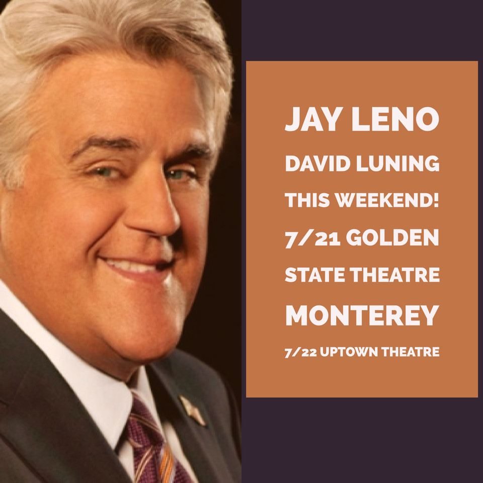 David Luning & Ben Dubin open for Jay Leno for a series of dates this summer.