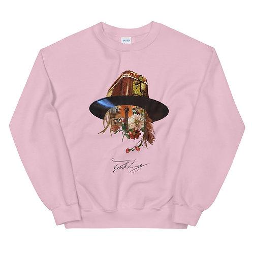 Unisex Collage Sweatshirt