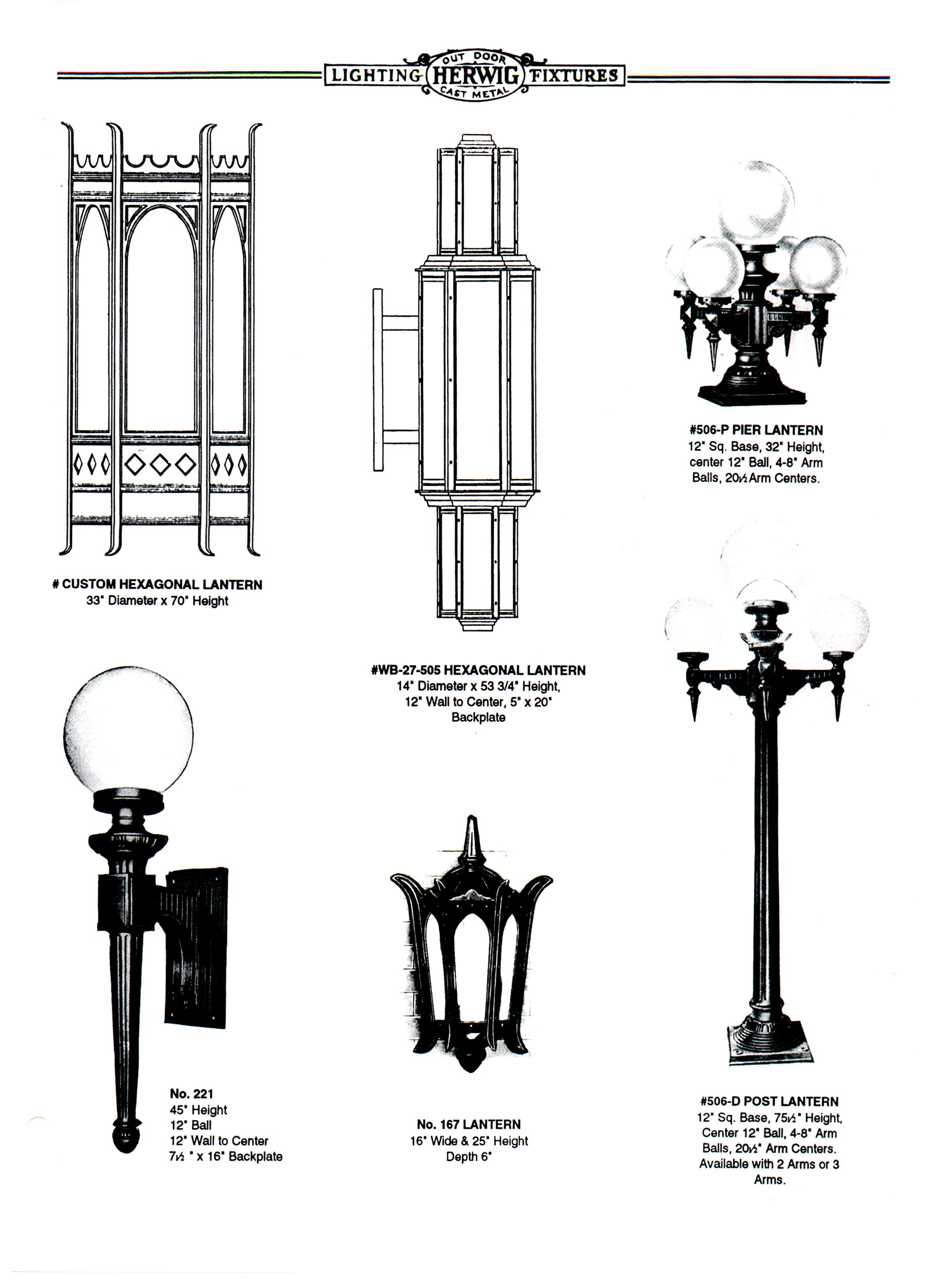 vintage style lantern