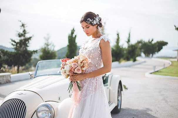 _Bride_ A woman with a fine prospect of
