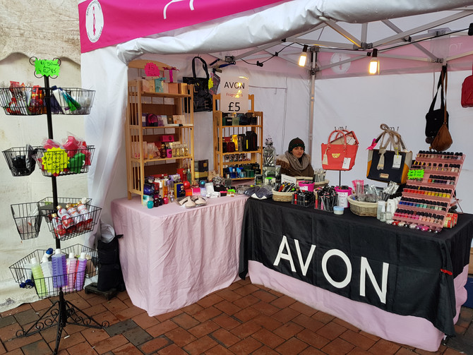 Avon in Nottingham City Centre Market Square Saturday 5th May 10-5pm