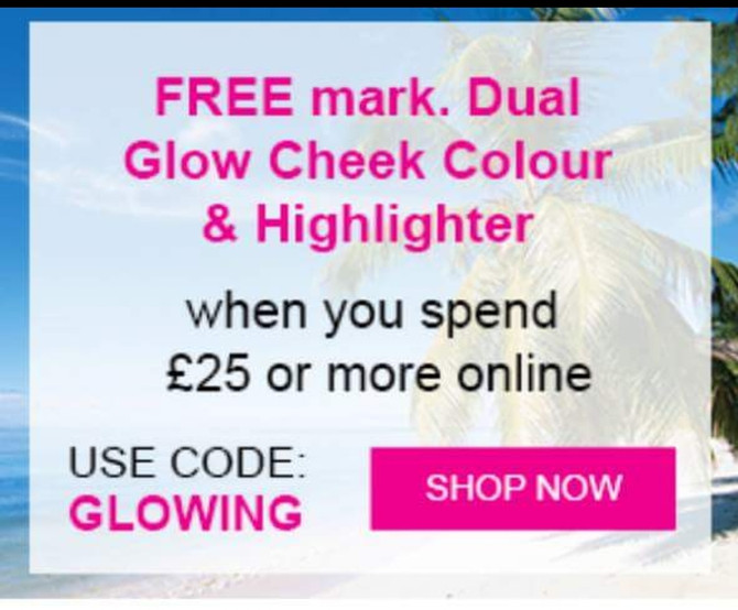 Fancy a Free Dual Avon Highlighter?