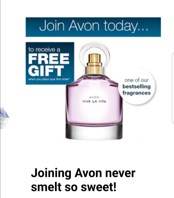 Join AVON in January to Receive 1 of our best Selling Fragrances with your 1st Order Ask for T&C