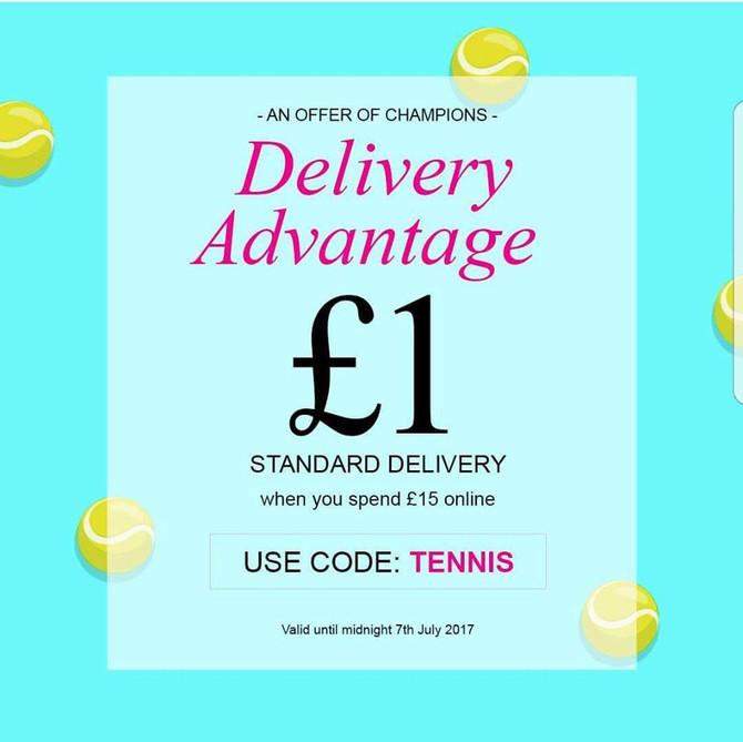 Get a delivery advantage