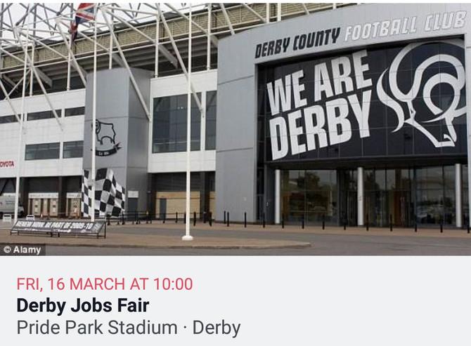 Derby Job Fair