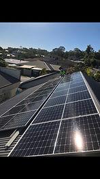 solar panel installation sunshine coast.