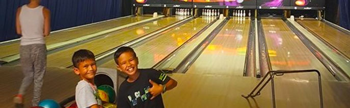 Kids At KMC Bowling Alley #2