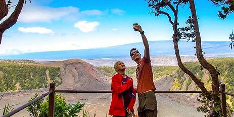Hawaii Volcanoes National Park Friends A