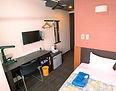 釧路 駅前ホテル JR釧路駅前 ビジネスホテル 格安ホテル パルーデ釧路 シングルルーム