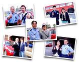 自動車学校 普通免許 大型免許 二輪免許 中型免許 準中型免許 牽引免許 大型特殊免許 KDS釧路自動車学校 KDSのインストラクターと卒業生の皆さん