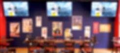 釧路食堂 釧路 釧路市 食堂 居酒屋 宴会 食事 ビール 飲み比べ 超炭酸 ハイボール サワー カクテル いくら丼 新子焼き 海産物 激安 末広店は大画面モニター設置