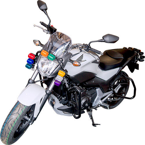 自動車学校 普通免許 大型免許 二輪免許 中型免許 準中型免許 牽引免許 大型特殊免許 KDS釧路自動車学校 大型二輪教習車ホンダ