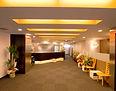 釧路 駅前ホテル JR釧路駅前 ビジネスホテル 格安ホテル パルーデ釧路 ロビー