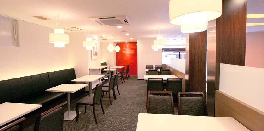 釧路 駅前ホテル JR釧路駅前 ビジネスホテル 格安ホテル パルーデ釧路 レストラン