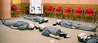 自動車学校 普通免許 大型免許 二輪免許 中型免許 準中型免許 牽引免許 大型特殊免許 KDS釧路自動車学校 応急救護実習室