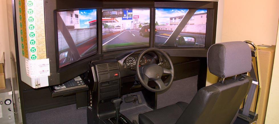 自動車学校 普通免許 大型免許 二輪免許 中型免許 準中型免許 牽引免許 大型特殊免許 KDS釧路自動車学校 シミュレータ教室