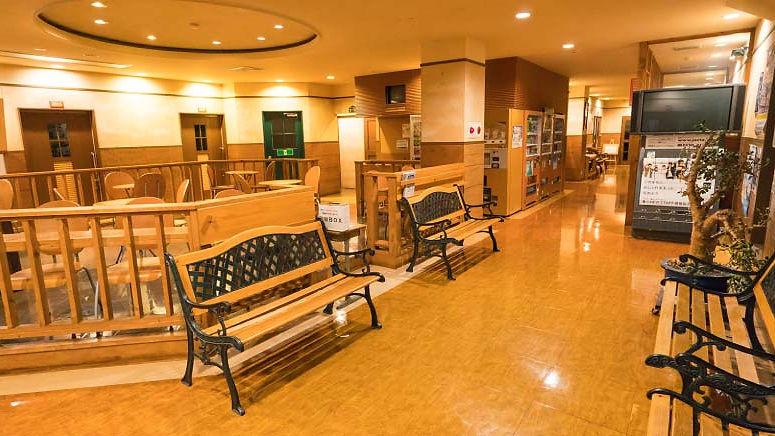 自動車学校 普通免許 大型免許 二輪免許 中型免許 準中型免許 牽引免許 大型特殊免許 KDS釧路自動車学校 飲食スペース