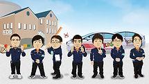 自動車学校 普通免許 大型免許 二輪免許 中型免許 準中型免許 牽引免許 大型特殊免許 KDS釧路自動車学校 インストラクター