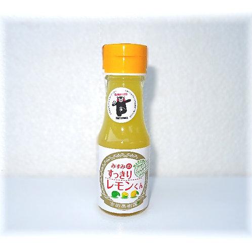 【国産】レモン果汁  すっきりレモン 70ml