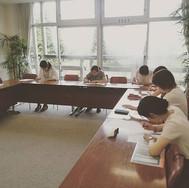 学びの秋ですね^^ 11月から毎週月曜日の10時~11時半まで美文字講座が開催さ