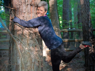 My life as a tree hugger!