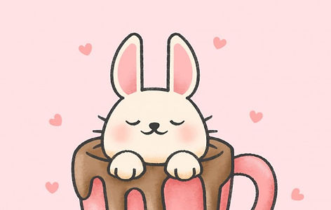 conejo-taza-dibujos-animados-chocolate-e