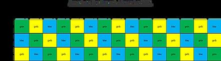 Tafel HX Ausgabeplan_Wocheneinteilung 08