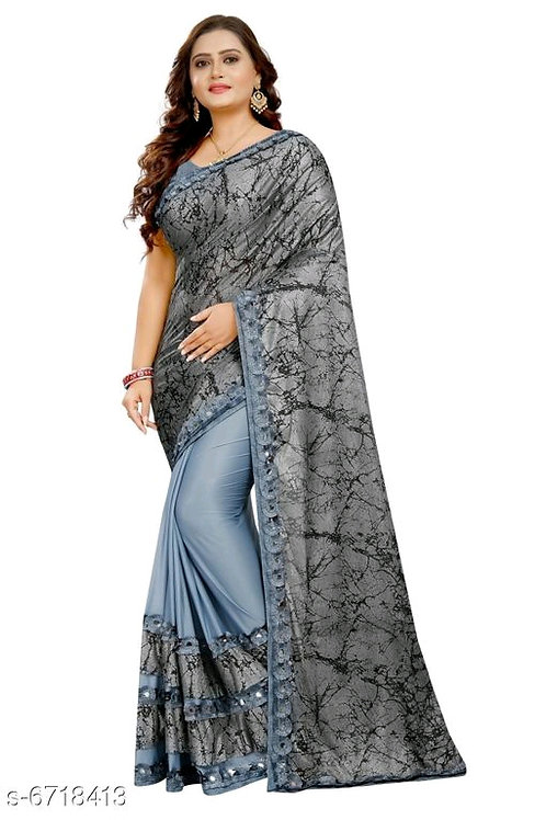 Beautiful Bijli Designer Saree