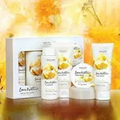 Radiance Facial Kit with Organic Milk, Honey and Turmeric