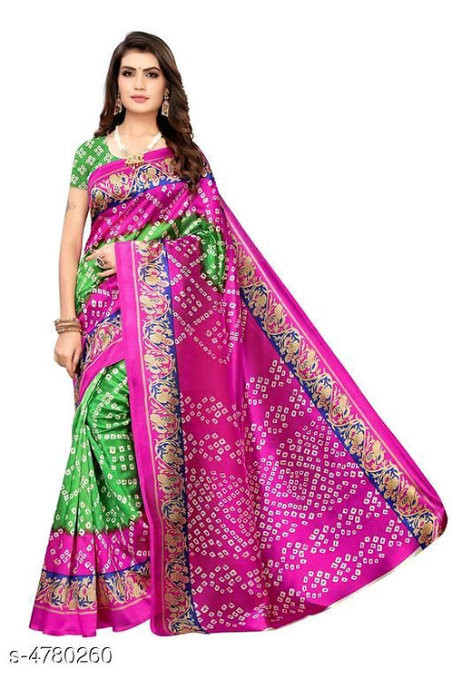 Stylish Trendy  Women's Saree
