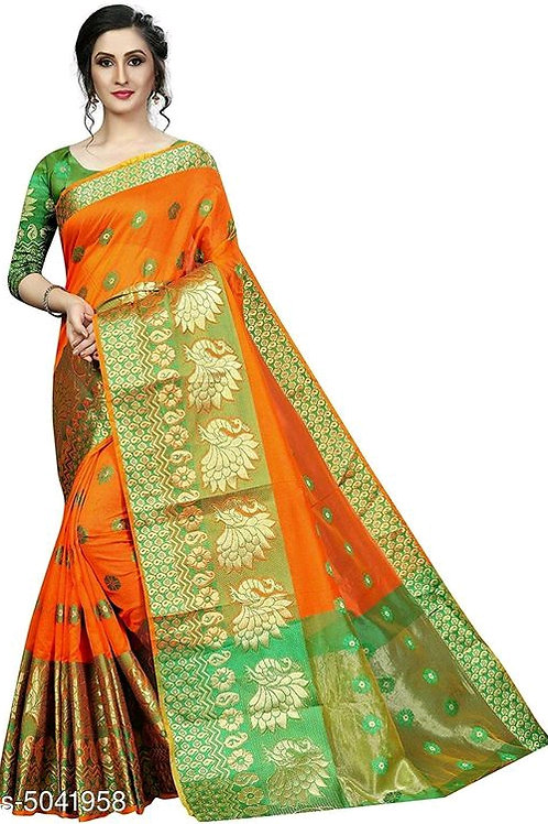Beautiful Art Silk Women's Sarees