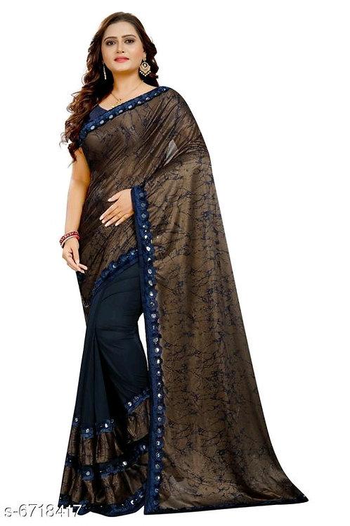 Beautiful Bijli Designer Saree