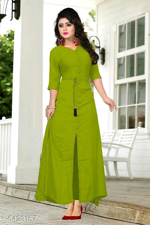 Modern Fancy Women's Kurti