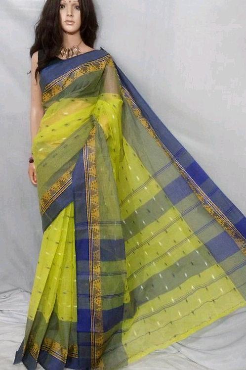 Fancy Cotton Printed Women's Saree