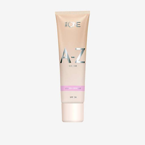 The ONE A-Z Cream Hydra Bright SPF 30