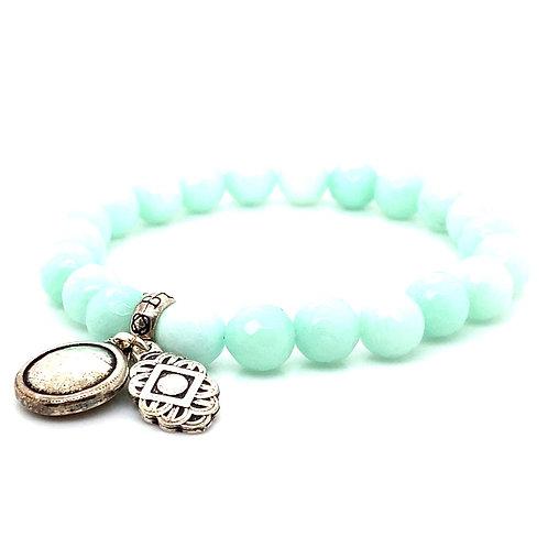 Bracelet Blow Jade Amazonite